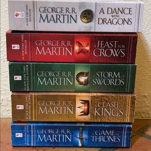 A Song of Ice and Fire - George RR Martin